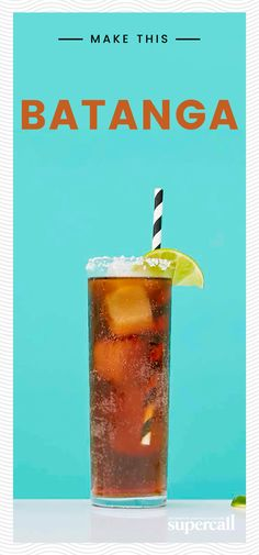 The drink is nearly impossible to get wrong: tequila, lime and Coca-Cola served over ice in a highball glass with a salted rim. #tequila #coke #cocacola #tequilacoke #cocktails #cocktailrecipes