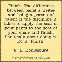 Quotable - E.L. Konigsburg - Writers Write Creative Blog