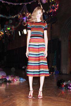 Rowley's Jacobs's Flashback, but I'm there.  Cynthia Rowley Spring 2014 Ready-to-Wear Collection Slideshow on Style.com