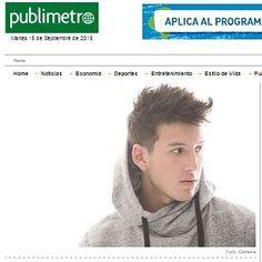 Gracias a @publimetrocol por apoyar los nuevos talentos @sebastianyatra @paolaespanapress #PaolaEspañaPress http://ift.tt/1nmHQYJ by jimepalaciosm