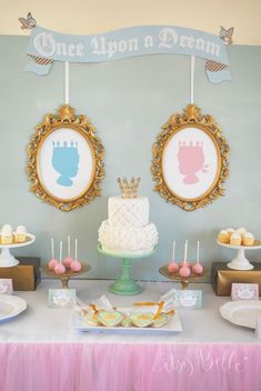 Prince or Princess? Gender Reveal Baby Shower Printables INSTANT DOWNLOAD by Itsy by ItsyBelle
