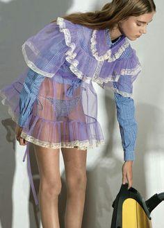 Amalie Moosgaard & Cecillie Moosgaard in 'Rise & Repeat' for Dazed & Confused photographed by Roe Ethridge