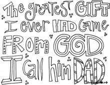 7 Happy Fathers Day Coloring Page for Free Usage Pin on Coloring Quotes √ Happy Fathers Day Coloring Page for Free Usage . 7 Happy Fathers Day Coloring Page for Free Usage. Pin On Coloring Quotes Fathers Day Photo, Fathers Day Quotes, Fathers Day Crafts, Happy Fathers Day, Sunday School Projects, Sunday School Lessons, Quote Coloring Pages, Free Printable Coloring Pages, Coloring Sheets