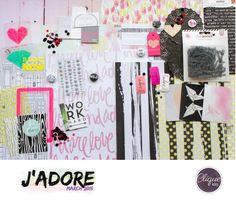 Clique Kits March 2015 kit J'adore