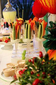 Tutti Frutti Fruit Themed Birthday Party