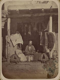 150 years ago, Central Asia