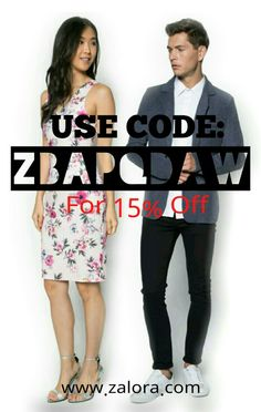 In need of retail therapy? Shop now at www.zalora.com Free shipping, free return and Cash on delivery. ☺