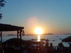 La Vela (Playa de los Olmos, Vigo)