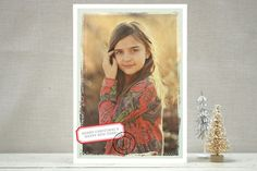 Postmarked Holiday Photo Cards by j.bartyn at minted.com