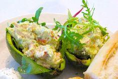Nana's Kitchen: Avocadosalade met rivierkreeftjes - Lekker en Simpel