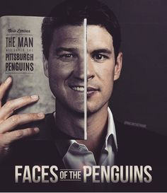 Faces of the Penguins