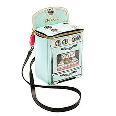 Betsey Johnson Kitsch Cooking Oven Crossbody Bag in Mint ... http://www.amazon.com/dp/B01C83NACQ/ref=cm_sw_r_pi_dp_HD6kxb16T7XYQ
