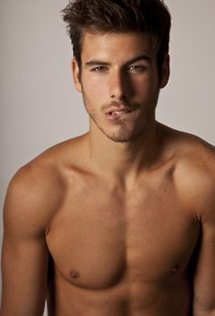 I dont know who he is but....yum