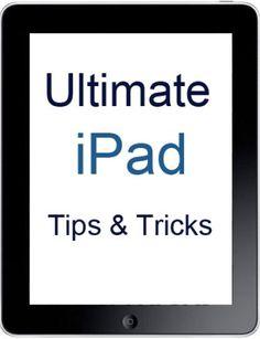 101 iPad Tips and Tricks