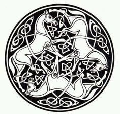 celtic-ring-tattoo-69ee1b24ec973cc249b801bd4d35a035.jpg (720×683)