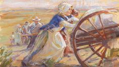 Learn stories of faith, trials, and miracles from LDS pioneer women while they crossed the plains. These are perfect to share in your next talk or lesson.