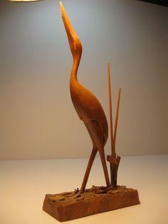 Wooden Crane 1960
