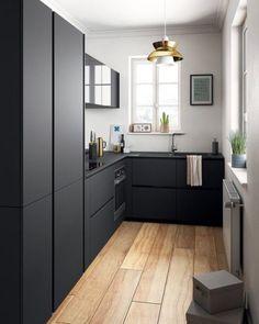 Kuhinje - kuhinje po meri Best Kitchen Designs, Modern Kitchen Design, Interior Design Kitchen, Home Design, Modern Design, Bathroom Interior, Modern Contemporary, Modern Interior, Modern Wall