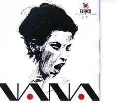 NANA CAYMMI -  LPs COVERS - ELENCO RECORDS