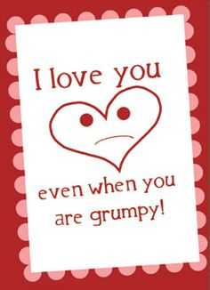 Homemade Valentine's Day – 10 Valentine Cards to Print on http://www.feelslikehomeblog.com