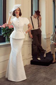 myfashion_diary: Свадебные платья Tatiany Kaplun 2015