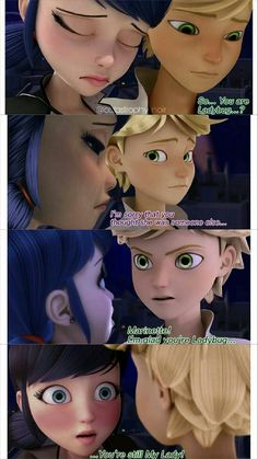 Marinette is blushing SO HARD at the end.🥰 - Marinette is blushing SO HARD at the end…🥰 - Miraculous Ladybug Wallpaper, Miraculous Ladybug Fan Art, Meraculous Ladybug, Ladybug Comics, Ladybug Crafts, Ladybug Und Cat Noir, Ladybug And Cat Noir Reveal, Adrien X Marinette, Miraculous Characters