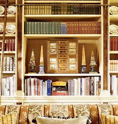 Bookshelves & Obelisks