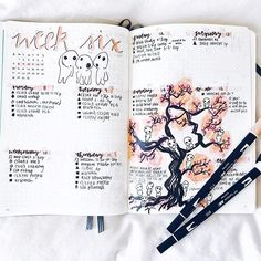 As the quarter draws to a close, I'm starting to have my last things. Last lectures, last lessons, last projects. As tiring as this quarter, these past two years have been, I've been so grateful for my Masters experience. -- Jade #bujo #bujoja #bulletjournal #weeklyspread #studioghibli