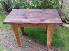 Áno, áno! U nás nájdete aj originálny, jedinečný, handmade nábytok. Kupujte kým máme :) Dining Table, Rustic, Handmade, Furniture, Home Decor, Homemade Home Decor, Diner Table, Hand Made, Dinning Table Set