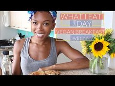 What I Eat in a Day   Vegan Breakfast All Day - http://www.veganvideorecipes.com/what-i-eat-in-a-day-vegan-breakfast-all-day/