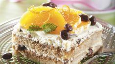 Pääsiäisenä perinteinen tiramisu maistuu pashalta. Tiramisu, Cheesecake, Food And Drink, Baking, Ethnic Recipes, Desserts, Easter, Inspiration, Tailgate Desserts