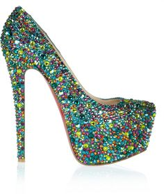 christian louboutin shoes on sale - Christian Louboutin Pigalle Follies Pumps in Tiffany blue | Colors ...