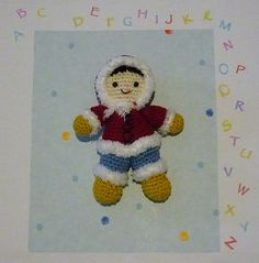 Amigurumi Crochet Pattern (US terms)