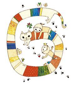 yuki koinuma cat #illustration