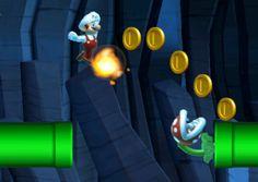 Super Mario Maker | Bridge of Danger