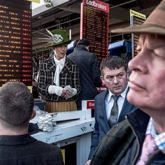 Racegoers placed bets yesterday at the Cheltenham Festival where horse stories become myths and the humans around them become legends. The premiere event of Englands Steeplechase season @cheltenhamraces originated in 1860 and has taken place in Prestbury Park 100 miles west of London since 1911. The festival which usually falls around St. Patricks Day is as much a cultural event as it is a celebration of a way of life in which horses are more than part of the rural landscape; theyre like…