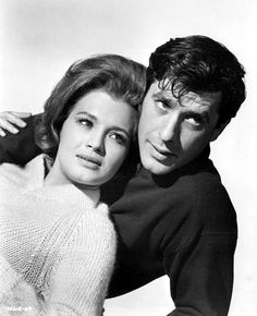 "Angie Dickinson & John Cassavetes - ""The Killers"" (1964)"
