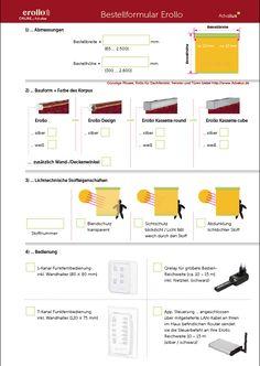 So einfach ist es ein Erollo zu bestellen?  Warum gibt es das dann noch nicht online?  Moderner eRollo-Sonnenschutz Rollo mit Akku / Netzunabhängiges Motorrollo / eRollo funkgesteuert.