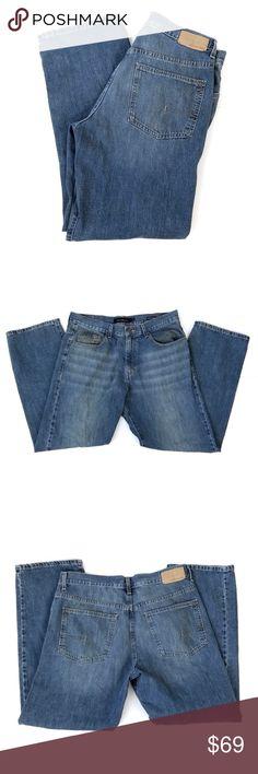 New Goodfellow Mens Jeans 34 x 34 ~ or ~ 33 x 30 Slim Total Flex NWT blue denim