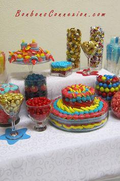 65 best red candy buffet ideas images candy table candy buffet rh pinterest com