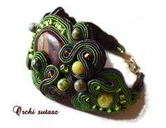 Bransoletka / bracelet [Orchi] -> Zitolo.com