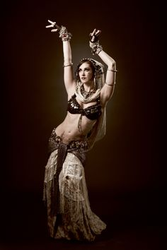 """Rachel Brice is truly my """"hero"""" in the belly dance world. Amazing. Watching her brings tears to my eyes, full of awe and inspiration for you, Rachel. You make me want to learn and practice and achieve!"""