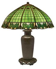 225 best handel lamps images in 2019 antique lamps chandelier rh pinterest com
