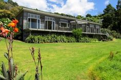 Exterior - Tutukaka bach or holiday home $765 Holiday Accommodation, Exterior, Home, House, Ad Home, Homes, Outdoor Rooms, Haus