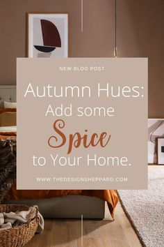 Create warmth and comfort with autumnal hues in interiors this season. Think terracotta, russet, burnt orange, ochre, mustard, and blush pink. These earthy tones are a great way to create a grounded feel in your home and to make it feel extra cosy. #earthycolours #autumncolours #homeinteriors #autumndecor Furniture Village, Oak Furniture Land, Spice Things Up, Things To Come, White Oak Wood, Living Room Green, Different Textures, Color Of The Year, Autumnal