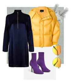 """Lavender snow"" by annanas-19 on Polyvore featuring мода, MANGO и Chen Peng"