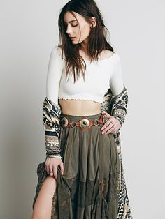 Z&L Damsel Hip Belt at Free People Clothing Boutique
