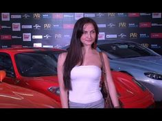 Elli Avram at hollywood movie Fast and Furious 7 screening. Movie Fast And Furious, Interview, Hollywood, Photoshoot, Youtube, Movies, Women, Fashion, 2016 Movies