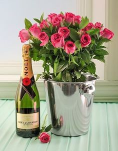 Holiday Party Discover bucket of flowers Birthday Quotes Birthday Wishes Birthday Cards Happy Birthday Beautiful Gif Beautiful Roses Wine Bottle Images Moet Chandon Love Rose Happy Birthday Wishes Images, Happy Birthday Greetings, Moet Chandon, Wine Bottle Images, Photo Bouquet, Happy Birthday Beautiful, Birthday Bouquet, Flower Phone Wallpaper, Holiday Wishes
