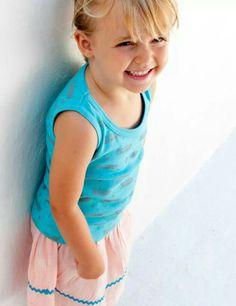 PICNIK colección verano 2014, una colección fresca y divertida y llena de color!!! #picnik #colourfull #fresh #summer #estiu #verano #color # kidswear #barcelona #katyandco #design #fashion #moda #niños